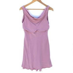 J.Crew Pink Peony Midi Dress